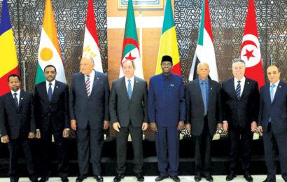 Règlement de la crise libyenne : Alger se mobilise