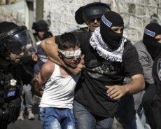 La torture des détenus palestiniens reste la norme en Israël