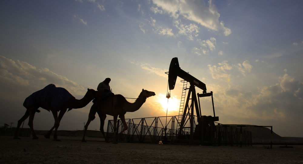 petrole desert