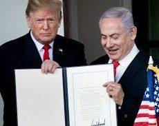'L'Accord de la Honte' : ce que contient le plan de paix de Trump