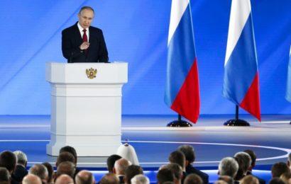 Russie / Vladimir Poutine présente les contours de la future réforme constitutionnelle