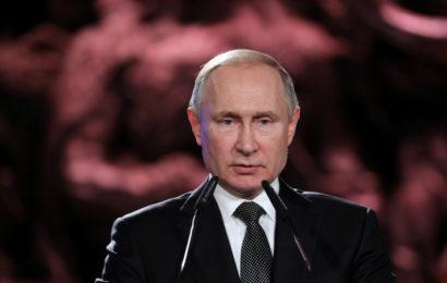 Poutine appelle à un sommet en 2020 des cinq membres permanents du Conseil de sécurité de l'ONU