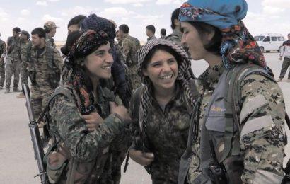 ROJAVA, une utopie au coeur du chaos syrien (documentaire)