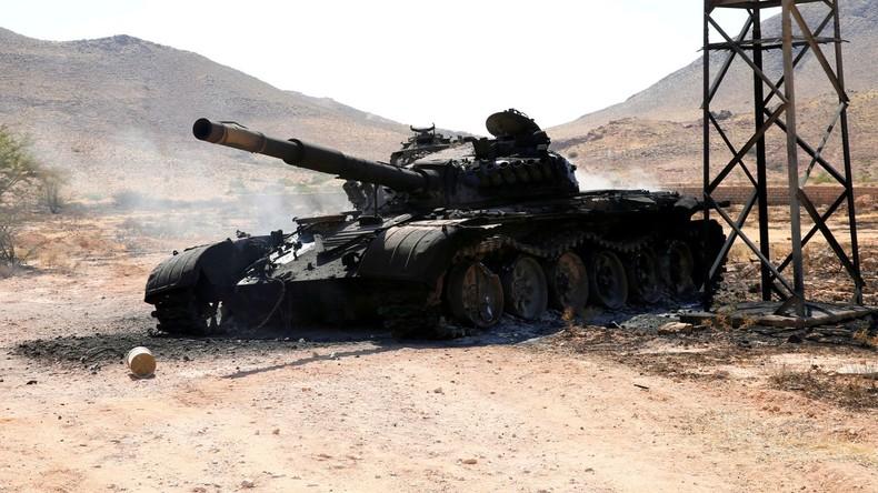 Libye / Les participants au sommet de Berlin appellent à un «cessez-le-feu permanent»