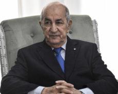 Abdelmadjid Tebboune : «Il existe en France un lobby qui a une haine particulière contre l'Algérie»
