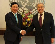 2020 : Le Vietnam affirme sa position internationale