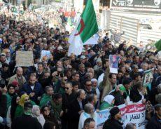 Algérie / LE MANIFESTE DU 22 FÉVRIER