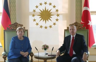 Les ambitions allemandes au Proche-Orient élargi
