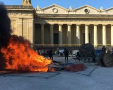 Les Gilets jaunes risquent de basculer dans le terrorisme, alerte le renseignement français
