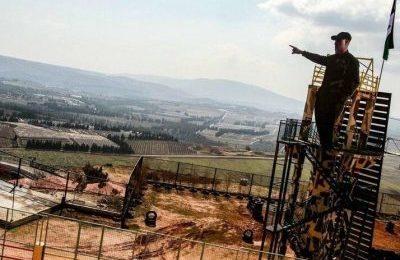 Scénario de guerre entre Israël et le Hezbollah