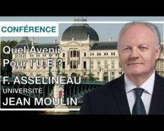 « Quel avenir pour l'UE ? » -François Asselineau à l'Université Jean Moulin de Lyon (vidéos)