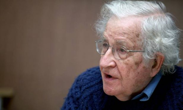 Du langage et de l'humanité. Conversation avec Noam Chomsky