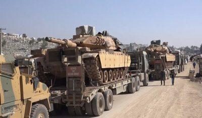 La Russie rejette le récit turc sur la Syrie