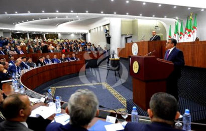 Algérie / Djerad : le gouvernement œuvre à contribuer à l'édification d'une nouvelle Algérie à travers un pacte nouveau
