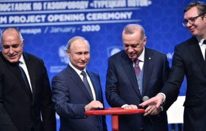 Arte Tv / Erdogan et Poutine, nouveaux maîtres du Proche-Orient ?