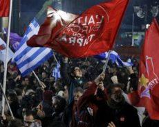 Grèce / Chronologie à partir du 25 janvier 2015 jusqu'en 2019