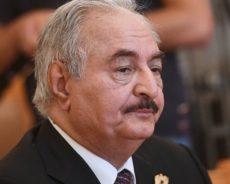 Libye / Alger tend la main à Khalifa Haftar