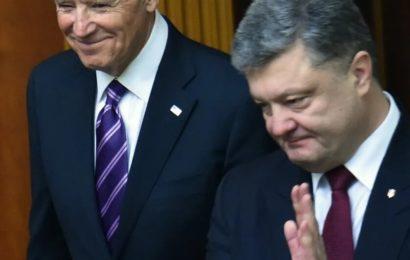 """Un autre récit de """"l'Ukrainegate"""""""