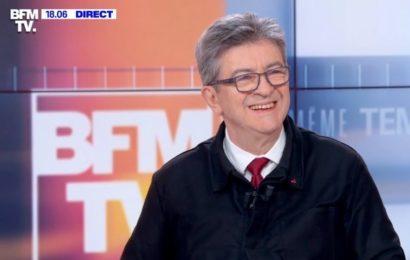France / Retraites – Jean-Luc Mélenchon : «Macron doit céder» (vidéo)