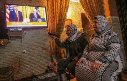 Conflit israélo-palestinien : le cavalier seul de Donald Trump