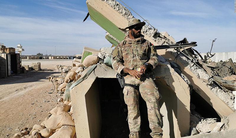 Un reportage exclusif de CNN révèle la terreur des soldats américains durant les frappes iraniennes