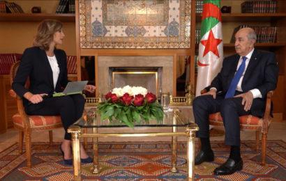 Algérie / Abdelmadjid Tebboune à RT : «C'est le peuple qui a sauvé son pays»