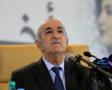 Le Président algérien lance le chantier sensible de la réorganisation des médias électroniques