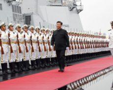 La Chine, superpuissance maritime: hier, aujourd'hui et demain