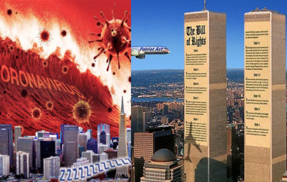 La vérité sur le 11 septembre, la vérité sur le coronavirus : hystérie sioniste, verrouillage des médias