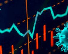 L'économie mondiale dans le rouge : Les places boursières dans le creux de la vague