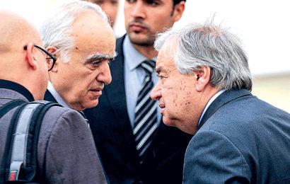 Règlement du conflit libyen : Ghassan Salamé à la peine
