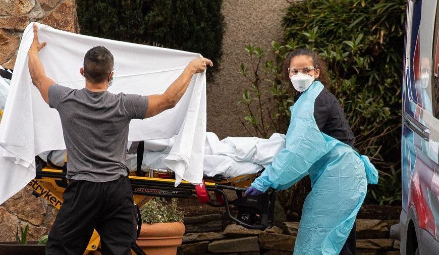 La surprenante découverte des médias canadiens sur l'épicentre du coronavirus