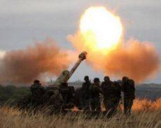 Ukraine / Donbass – L'armée ukrainienne tire à l'artillerie lourde sur la RPD