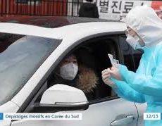 Corée du Sud : surveiller et guérir