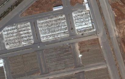 Coronavirus en Iran : des images satellite suggèrent un nombre de victimes minimisé