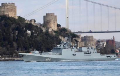 Syrie / Moscou annonce l'envoi de deux navires de guerre en Méditerranée