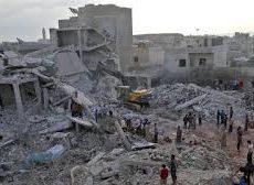 Nouvelles du Front syrien