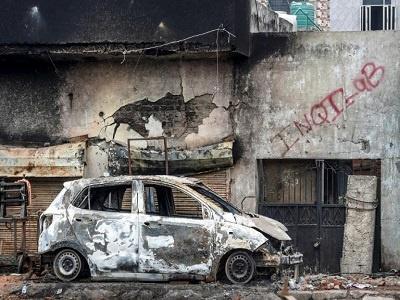 L'Inde ébranlée par les violences intercommunautaires à Delhi