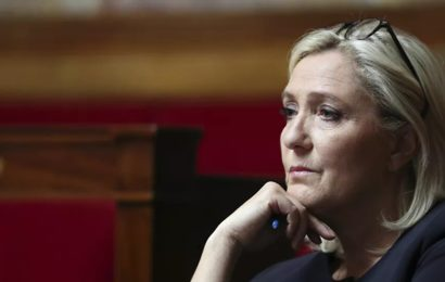 Marine Le Pen accuse Erdogan de vouloir «islamiser l'Europe»