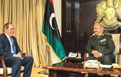 Règlement de la crise en Libye : L'optimisme de Sabri Boukadoum