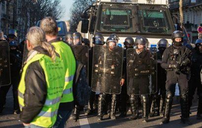 France / Tensions lors de l'acte 69 des Gilets jaunes à Lyon – vidéos
