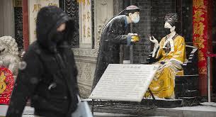Pékin soupçonne les États-Unis d'avoir apporté le virus en Chine