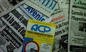 Afrique / Actualités locales – Presse par pays