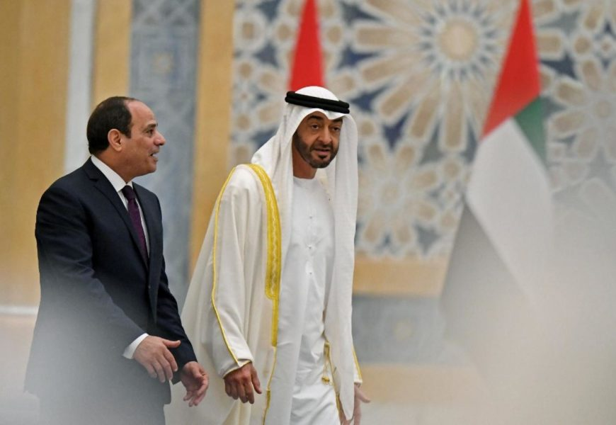 E.A.U. / Les sinistres objectifs de la croisade d'Abou Dabi contre l'islam politique