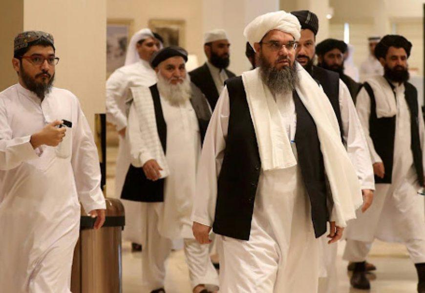 Afghanistan : les Etats-Unis et les talibans signent un accord après 18 ans de guerre