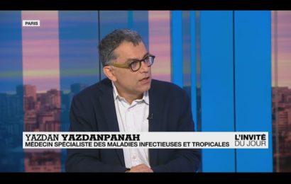 Coronavirus : Le professeur Yazdan Yazdanpanah de l'hôpital Bichat (AP-HP) répond à vos questions
