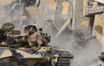 Nouvelles brèves de Libye