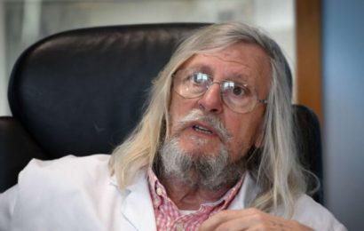 """Didier Raoult: """"la vitesse de propagation du coronavirus peut être différente en Afrique subsaharienne… """""""