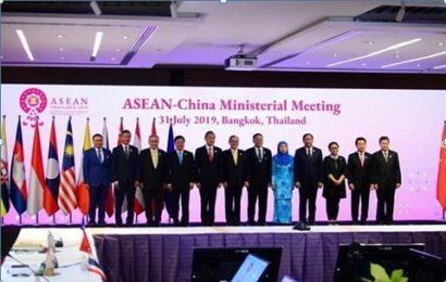 Le rôle de l'ASEAN dans le règlement  des différends de souveraineté en mer de Chine méridionale