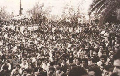 Algérie / Avril 80, ferment du projet démocratique